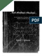 1.Basic Machinery Vibrations Chapter-1