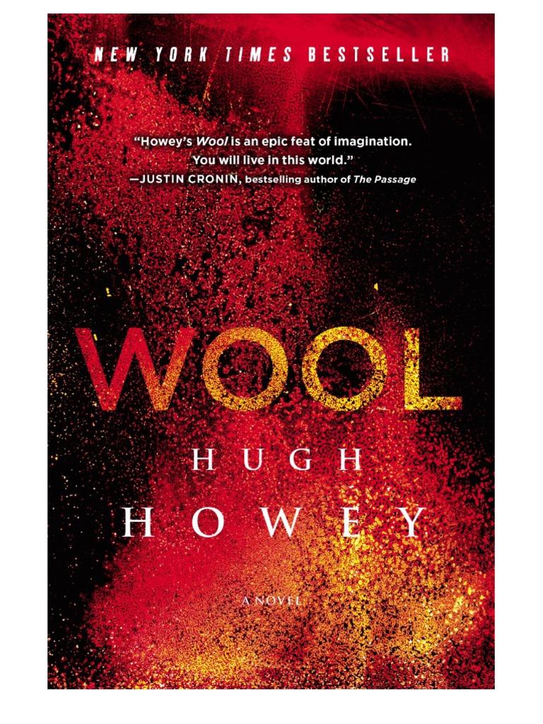 WOOL by Hugh Howey | Stairs