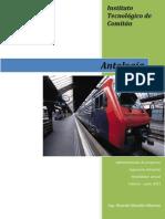 Antologia de Administracion de Proyectos Estudiar