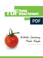 Young Urban Farmers Residential Catalog 2013