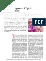 Insulin Management of DM2 Del AFP