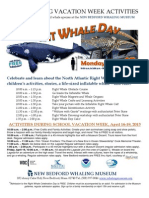 Right Whale Day 2013