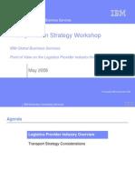 IBM Logistics POV May 2006