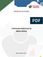 Apostila Curso Atrativos de Minas