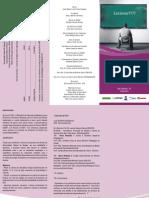 Folder - Encontro Maio Sergipano de Historia