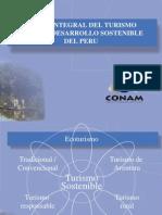CONAM Turismo Visión para el Desarrollo sin graficos