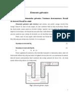 Proiect - Elemente Galvanice