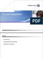 92810700 Ericsson Parameters