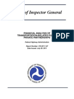 PPP Dot Oig Final Report 7-28-2011 508 PDF (from MN Trucking Association)
