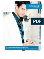 101 Business Applications Using SMS Click at Ell