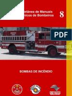 MTB-08 - Bombas de Incêndio