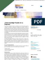 ¿Cómo Investigar fraudes en su empresa_ _ CONTADORENLINEA.com.ve