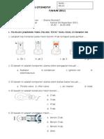 Soal Ujian Otomotif Tahun 2011 New