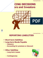 Financing Decisions