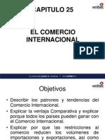 Capitulo 25 El Comercio Internacional