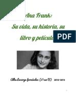 Ana Frank Primera Evaluación