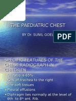 Paediatric Chest radiology