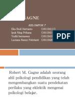 Ppt Teori Gagne