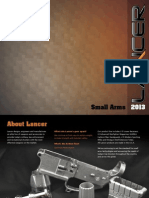 Lancer Small Arms 2013