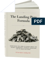 The Landing Page Formula | by InstaPage