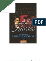 O Livro Dos Espiritos (Allan Kardec)