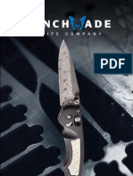 2013 Benchmade Catalog