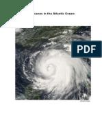 Overview Hurricane Season 20008 (Eng version!)