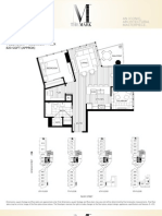 The Mark Condos Floorplans