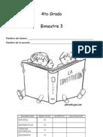 4to Grado - Bimestre 3 (2012-2013)