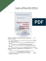 SINTEZA-Cercetări de marketing 1