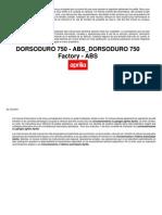 897192 Dorsoduro 750 - ABS_Dorsoduro Factory - ABS My 2010 FR-ES