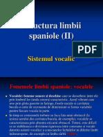 Structura Limbii I 2