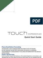 Diamond HTC English QSG