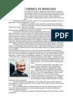 Comunismul in Romania (Ceausescu)