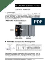 Profi-8455 Quick Start[1]