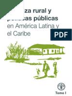 Politicas Publicas y Pobreza Rural en AL y C FAO 2013