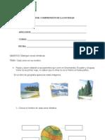 Guía C. Soc.zonas y movimientos 5º 2005