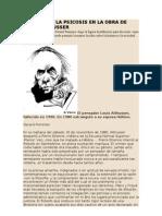 Funcion de La Psicosis en La Obra de Louis Althusser