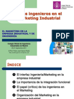 Tema 08 El Papel de Los Ingenieros en El Marketing Industrial