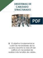 SUBSISTEMAS DE CABLEADO ESTRUCTURADO.pptx