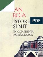 Boia, Lucian - Istorie Si Mit in Constiinta Romaneasca