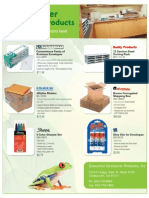 Green Mailroom Products