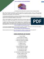 Cobertura - Como Construir Um Telhado - Watanabe