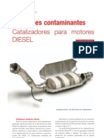 Catalizadores Para Diesel