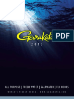 Gamakatsu+ +Catalogo+2013+Usa