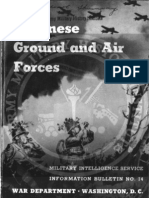 1942 US Army WWII Japanese Ground Air Forces 131p.