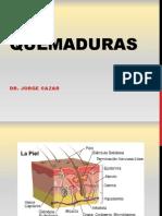 QUEMADURAS 2013