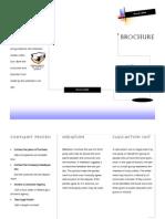 Consumer Rights - Brochure