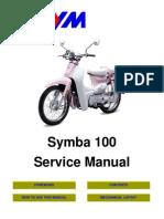 sym orbit 125 en rh scribd com 2006 125 SYM Manual SYM 125 Motorcycle