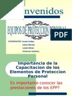 Equipo s de Protec c in Personal Epp